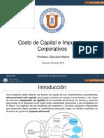 09 Costo Capital