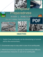 Earthquake Safety