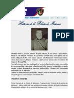 Historia de la Policia de Misiones, Argentina