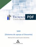 Manual SAD