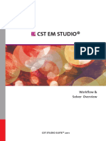 CST EM STUDIO - Workflow and Solver Overview.pdf