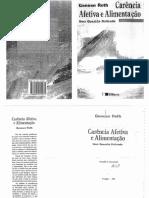 CARENCIA AFETIVA E ALIMENTAÇÃO - UMA QUESTÃO DELICADA.pdf