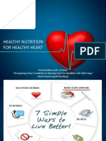 healthy nutrition for healthy heart.ppt