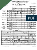 Mozart Pf Concerto 22 K482 1-Allegro
