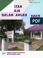 6. Kecamatan Kuta Raja Dalam Angka 2017.pdf