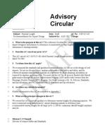 Advisor Circular.pdf