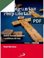 100 Preguntas y Respuestas - Raúl Berzosa