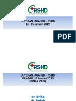 Bismillah Monrep 13 Jan - 15 Jan 2019