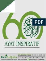 60 Ayat Inspiratif