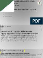 3. Gps Geoposicionamiento