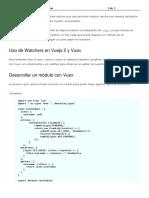 Watchers en Vuejs 2, ejemplo con Vuex.docx