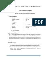 SÍLABO DERECHO MINERO AMBIENTAL.pdf
