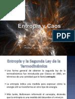 Entropía y Caos – Ignacio Espinoza Braz