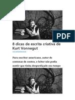 Dicas de kurt Vonegut escrita.pdf