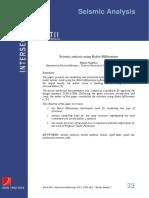Seismic analysis using Robot Millennium.pdf