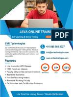 core java course content pdf svr technologies.pdf