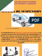 Sistema de Suspension 1