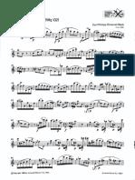 Sonata in a Minor CPE Bach Flute