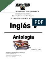 Antologia Ingles V