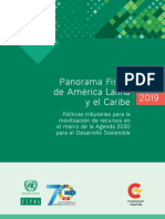 Anuario -Estadistico de America Latina y El Caribe