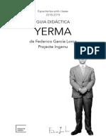 Yerma Guia Didac