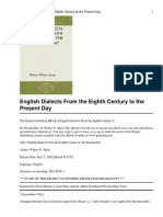 English Book - Dialects