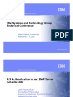 AIX Authentication to an LDAP Server.pdf