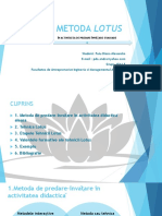 Tehnica Lotus.pptx