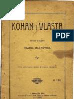 Franjo Marković - Kohan i Vlasta