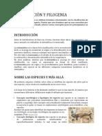 CLASIFICACIÓN Y FILOGENIA.docx