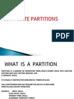 Composite Partitions
