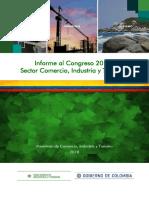 Informe al congreso 2018 Sector CIT.pdf