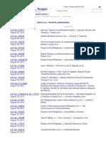 Philippine Jurisprudence - August 2012