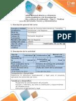 Guía de actividades y rúbrica de evaluación - Fase 2 – Realizar Informe del Estudio Técnico y Administrativo.docx