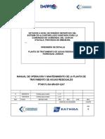 PTAR PJ-SA-MN-001-EAT Rev 0 (Manual de O&M).pdf