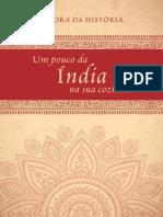 Um Pouco Da India Na Sua Cozinh - Globo Livos
