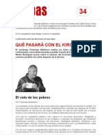 FichaMapas034 - El Voto de Los Pobres