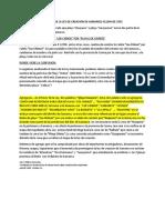 La Ley de Creacion 12294 Comentario Sobre Los Chimus y Huayuna