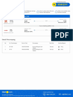 Flight E-ticket - Order ID 54484541 - 28092018