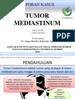 tumor mediastinum.pptx