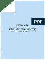 Ziehm Exposcop 7000 8.16- Video Ground Isolation(1)