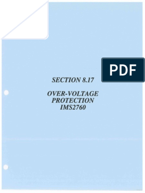 Ziehm Exposcop 7000 8 17- Over Voltage Protection(1) | Diode