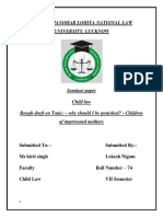 CHLID LAW SYNOPSIS.docx