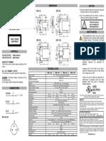 SRFlaser Slotsensors Manual RevF Eng