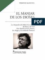 Terence McKenna, el manjar de los Dioses.pdf