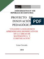 PROYECTO DE INNOVACIÓN PEDAGÓGICA -BM.docx