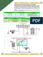 Esquema de Ligação Do Platinado Transformado Para Controle Eletrônico Com Sistema Hall