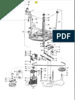 Lavadora Brastemp Antiga Mecanica e Eletrica Pro