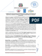 Acuerdo interinstitucional para la enseñanza de la Constitución y la formación cívica