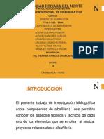 Trab. Investig. Com. Albañilería